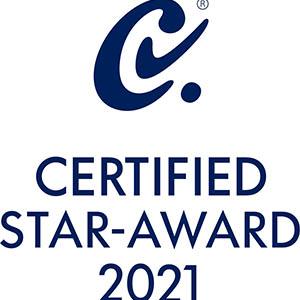 Voting Certified Star Award 2021