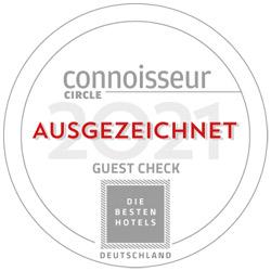 Connoisseur Circle - Guest Check