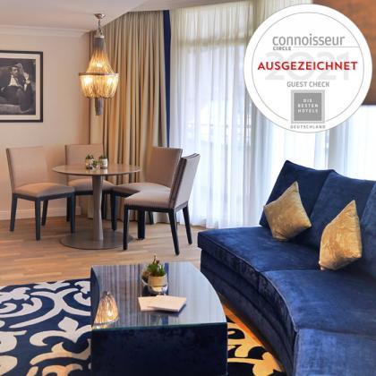 """Connoisseur Circle """"Die besten Hotels Deutschlands - Guest Check"""""""