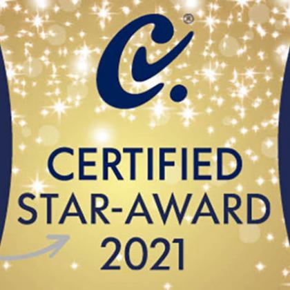 Certified Star-Award 2021