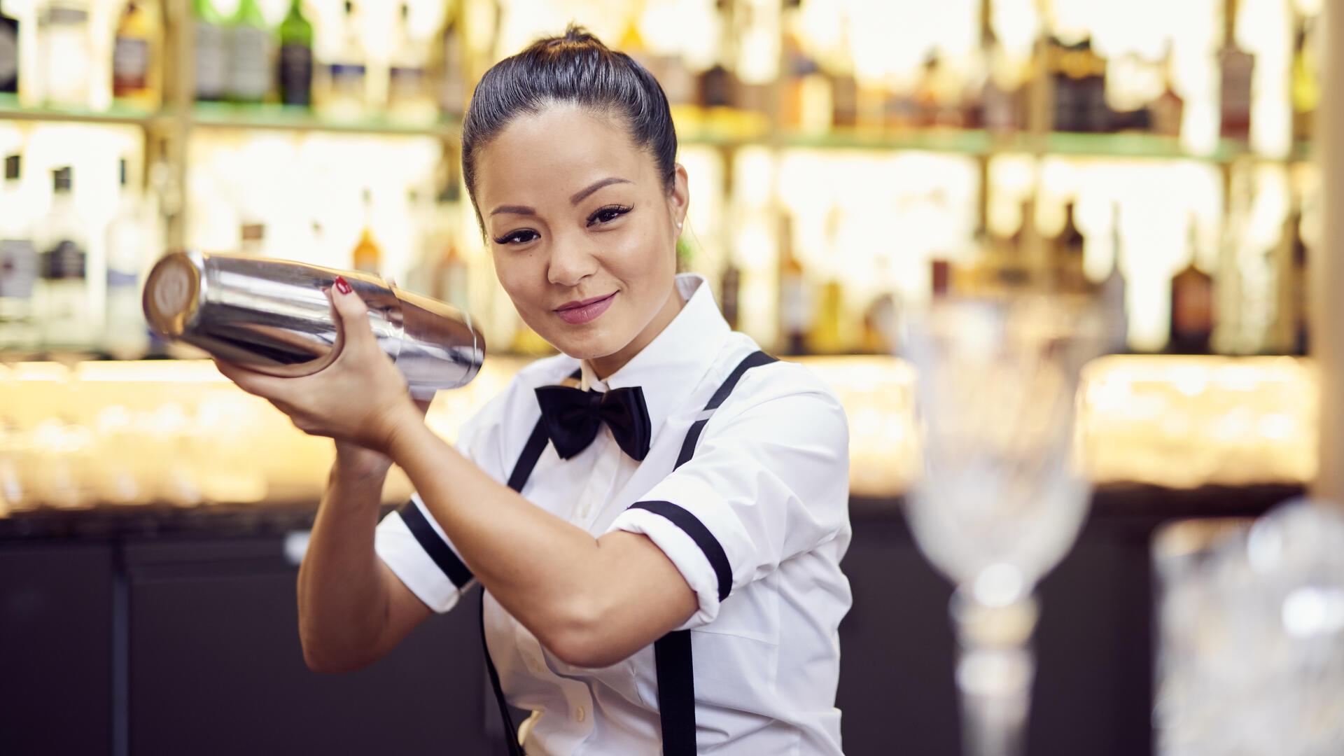 Gekonnt Cocktails herstellen