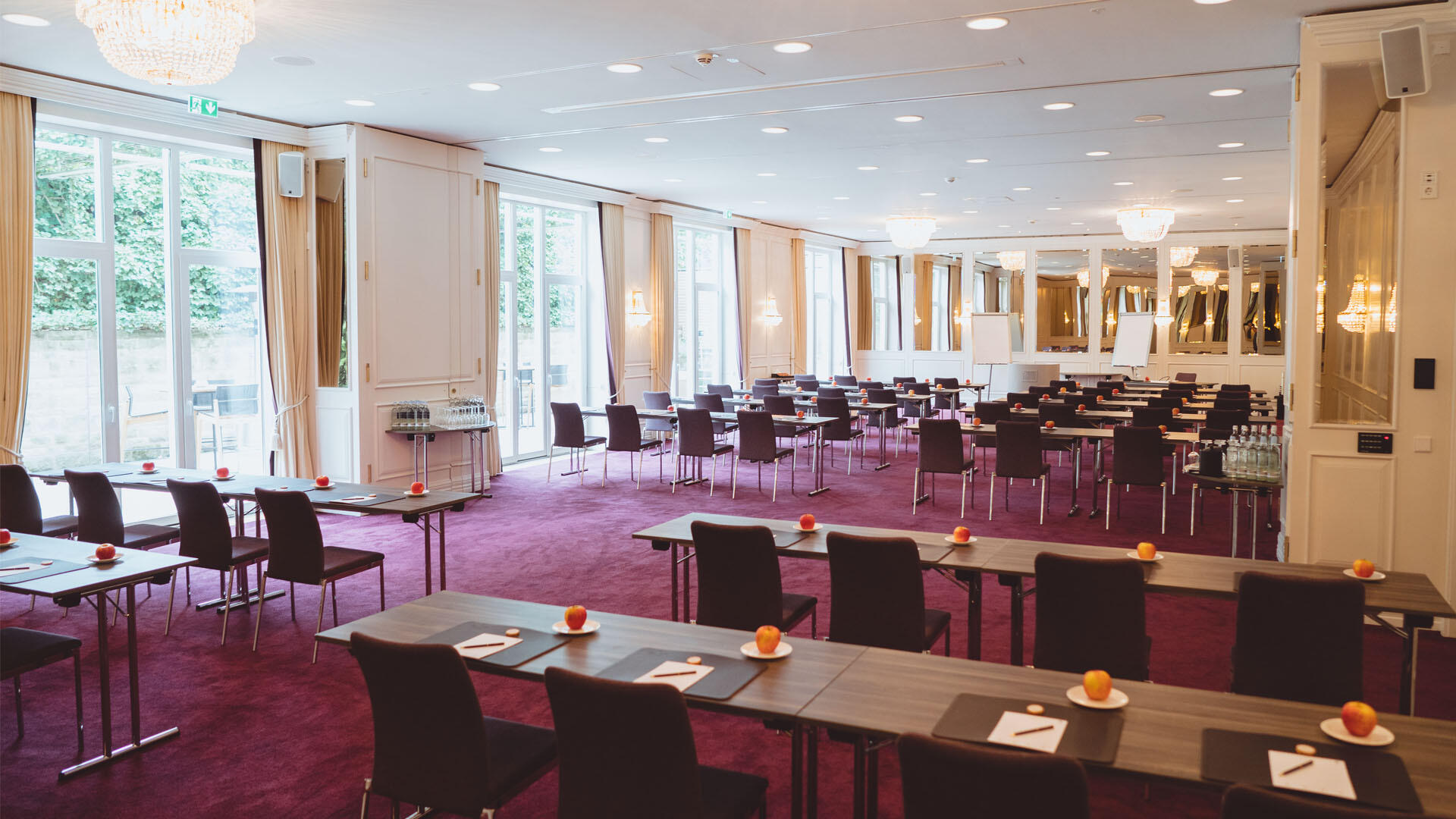 Function Rooms in VILA VITA Rosenpark