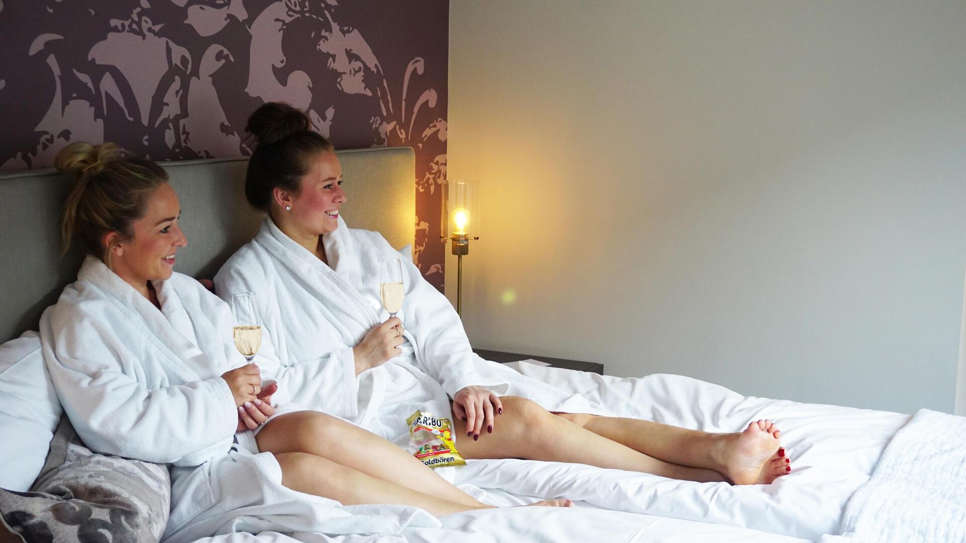 Beste Freundinnen Arrangement im Hotel VILA VITA Rosenpark in Marburg
