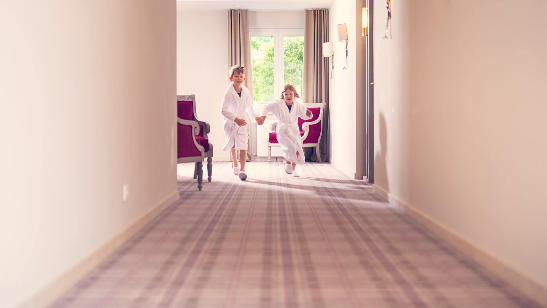 Hotelurlaub mit Kindern im Hotel VILA VITA Rosenpark